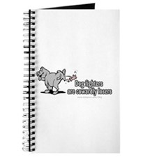 Cowardly Dog Fighters Journal