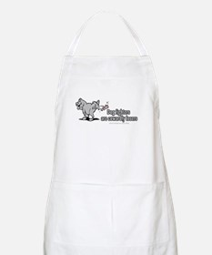 Cowardly Dog Fighters BBQ Apron