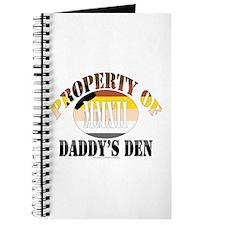 Daddy's Den Journal