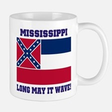 Mississippi State Flag Mugs