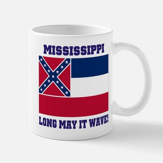 Mississippi State Flag Mugs