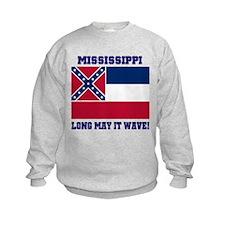 Mississippi State Flag Sweatshirt