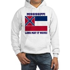 Mississippi State Flag Hoodie