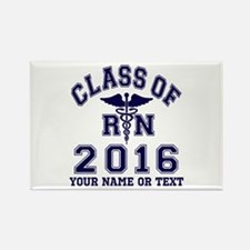 Class of 2015 Girl Soc Rectangle Magnet (100 pack)
