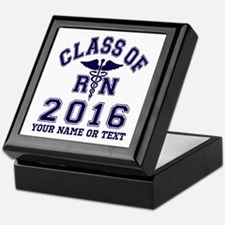 Class of 2015 Girl Soccer Keepsake Box