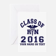 Class of 2015 Girl Socce Greeting Cards (Pk of 10)