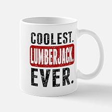 Coolest. Lumberjack. Ever. Mugs