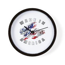 1945 Made In America Wall Clock