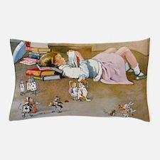 A Trip To Wonderland Pillow Case