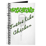 Tastes like chicken Journal