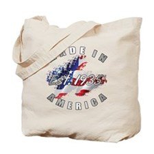 1935 Made In America Tote Bag