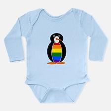 LGBT Penguin Body Suit