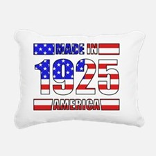 1925 Made In America Rectangular Canvas Pillow