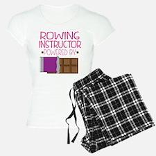 Rowing Instructor Pajamas