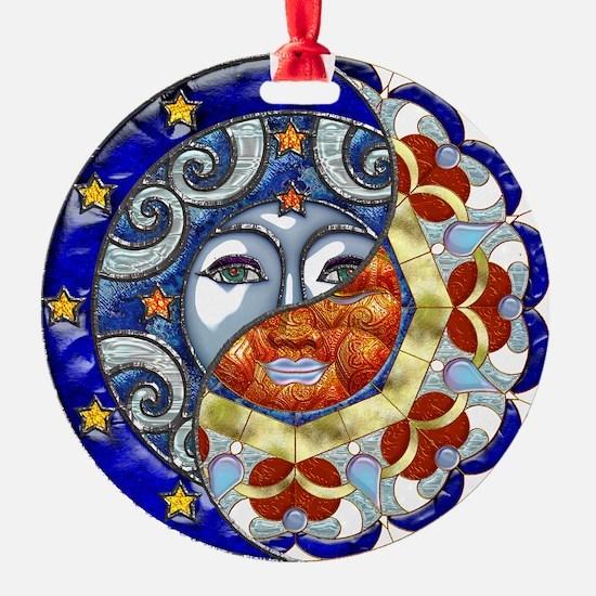 Harvest Moons Sun & Moon Yin Yang Ornament