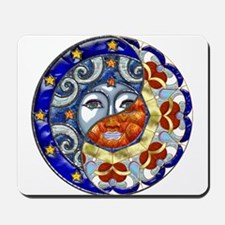 Harvest Moons Sun & Moon Yin Yang Mousepad
