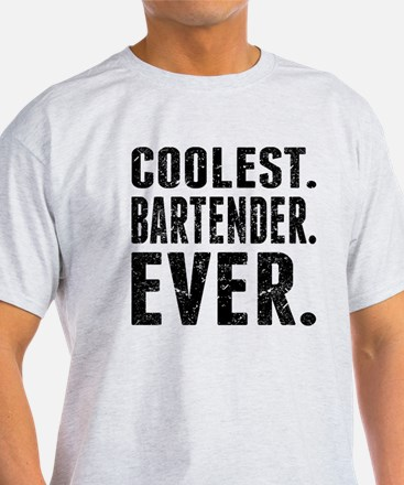 Coolest. Bartender. Ever. T-Shirt
