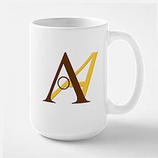 Anatriptic Alchemy Simple Logo Mugs