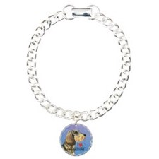 Wirehaired Dachshund Bracelet