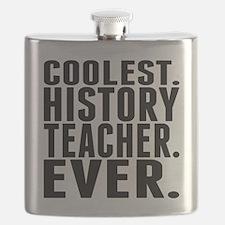 Coolest. History Teacher. Ever. Flask
