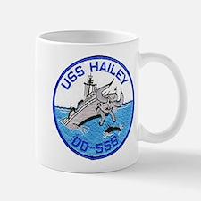 USS HAILEY Mug