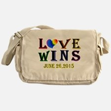 #lovewins Messenger Bag