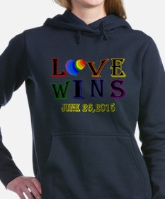 #lovewins Women's Hooded Sweatshirt