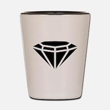 Diamond Shot Glass