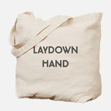 Laydown Euchre Hand Tote Bag