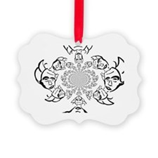 Knight of Infinite Faith Ornament