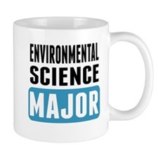 Environmental Science Major Mugs