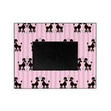 Pink Poodles And Diamonds Picture Frame