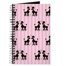 Pink Poodles And Diamonds Journal