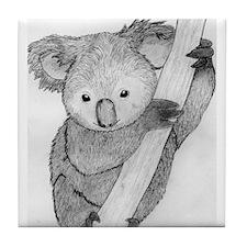 The Koala Tile Coaster