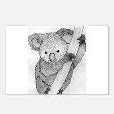 The Koala Postcards (Package of 8)