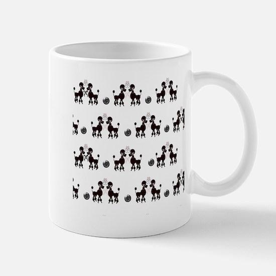 French Poodles Mug