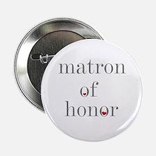 Matron Honor Grey Text Button