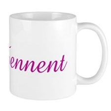 Mrs. Tennent Mug