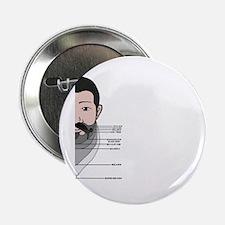 """Beard Length Chart 2.25"""" Button (10 pack)"""