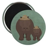 Hippo Magnets