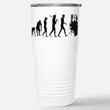 Film Editor Evolution Travel Mug