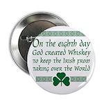 """irish whiskey 2.25"""" Button (10 pack)"""