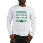 irish whiskey Long Sleeve T-Shirt
