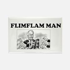Flimflam Man - Bernie Madoff! Magnets