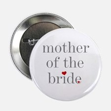 Mother of Bride Grey Text Button