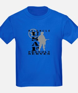 Uncle Proudly Serves - USAF T