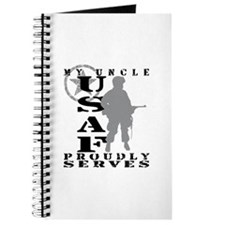 Uncle Proudly Serves - USAF Journal