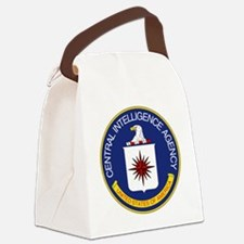 CIA Canvas Lunch Bag