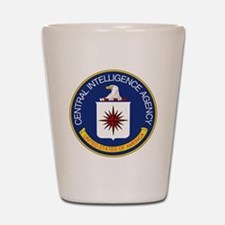 CIA Shot Glass