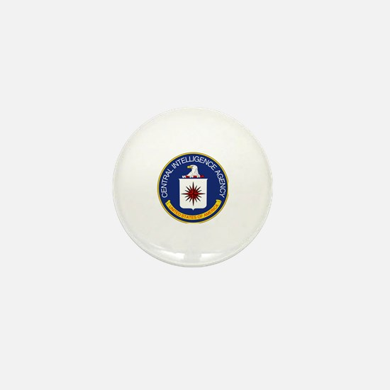 CIA Mini Button